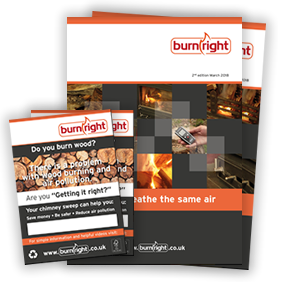 Order your Burn Right Flyers